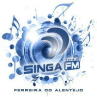 Logo of radio station Singa FM