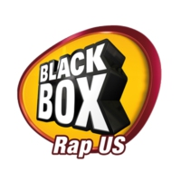 Logo of radio station BlackBox Rap US