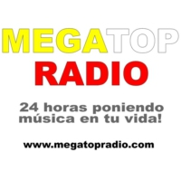 Logo of radio station Megatop Radio