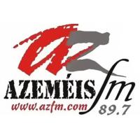 Logo of radio station Azeméis FM