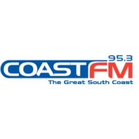 Logo of radio station Coast FM 95.3