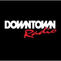 Logo of radio station Downtown Radio