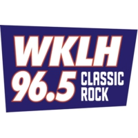 Logo of radio station WKLH 96.5 FM