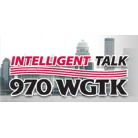 Logo of radio station WGTK 970