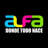 Logo of radio station Alfa 91.3