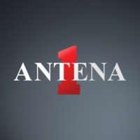 Logo of radio station Antena 1 - São Paulo