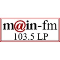Logo of radio station WPVM MAIN-FM