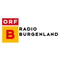 Logo of radio station ORF Burgenland