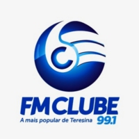 Logo of radio station FM Clube Teresina