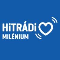 Logo of radio station Hitrádio Milénium