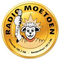 Logo of radio station Radio Moetoen