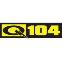 Logo of radio station CKQV-FM Q104