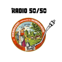 Logo of radio station Radio 50/50