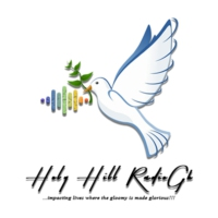 Logo of radio station Holy Hill RadioGh