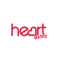 Logo of radio station Heart Extra