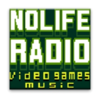 Logo of radio station Nolife Radio