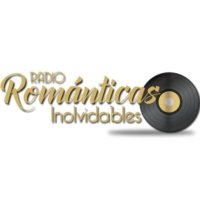 Logo of radio station Romanticas Inolvidables
