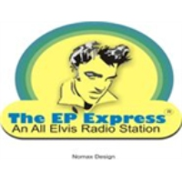 Logo of radio station The EP Express Elvis Gold