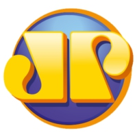 Logo of radio station Jovem Pan Porto Alegre