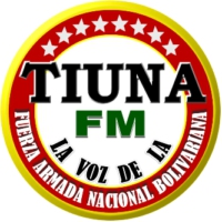 Logo of radio station Tiuna FM - 101.9 FM