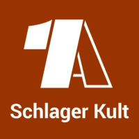 Logo of radio station - 1A Schlager Kult -