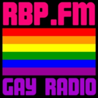 Logo of radio station RBP Gay Radio