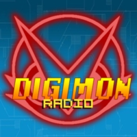 Logo of radio station Digimon radio