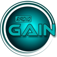 Logo of radio station Radio Gain