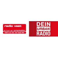 Logo of radio station Radio Vest – Dein Urban Radio