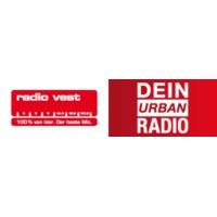 Logo of radio station Radio Vest – Dein Urban Radio