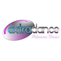 Logo of radio station ExtraDance