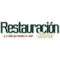 Logo of radio station Restauración Stereo