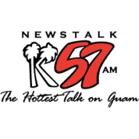 Logo of radio station New Talk K57 AM