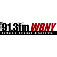 Logo of radio station WBNY 91.3