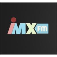 Logo of radio station iMX FM