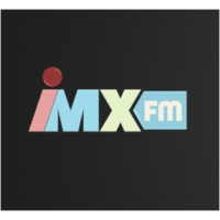 Logo of radio station iMX FM