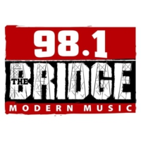 Logo of radio station CKBD-FM 98.1 The Bridge