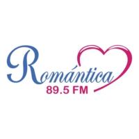 Logo of radio station XHCSI Romántica 89.5 FM