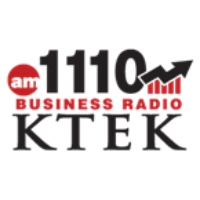 Logo of radio station KTEK Business 1110