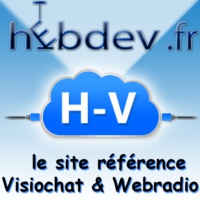 Logo of radio station Hebdev.fr