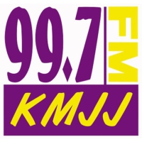 Logo of radio station KMJJ 99.7