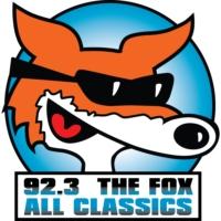 Logo of radio station KOFX 92.3 The Fox