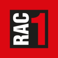 Logo of radio station RAC 1