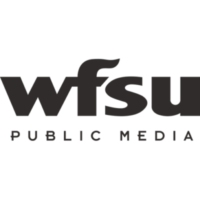 Logo of radio station WFSU 88.9 FM