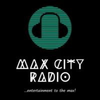 Logo of radio station Max City Radio