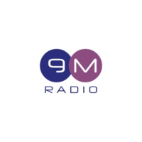 Logo of radio station 9M RADIO