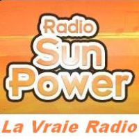 Logo of radio station Sunpower