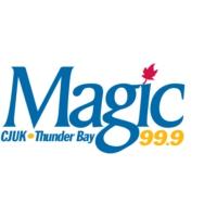 Logo of radio station Majic 99.9