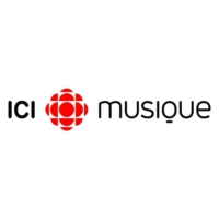 Logo of radio station ICI Musique
