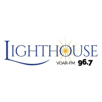 Logo of radio station VOAR-FM Lighthouse 96.7